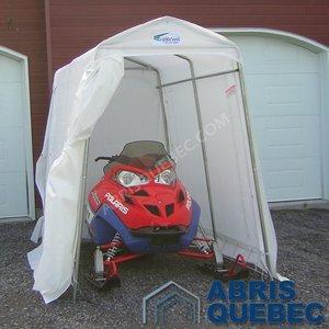 Abri Rangement Harnois | Abri pour souffleuse, ski-doo ou pour vos poubelles.