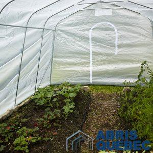 Abri Serre Harnois | Toile en polyéthylène fabriquée au Québec