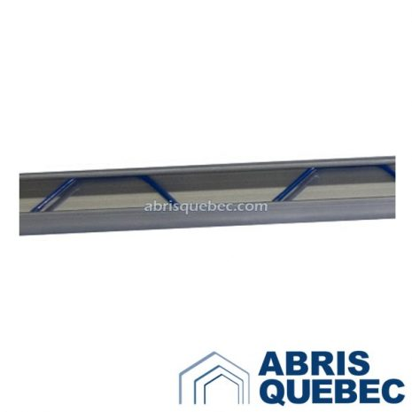 Wirelock   Poly-Lock   Fixation pour flap abri auto ou toile de serre