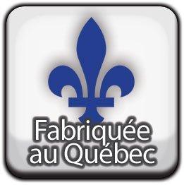Toile d'abri d'auto 4 saisons en polyéthylène durable et de qualité, fabriquée au Québec | Abris Québec