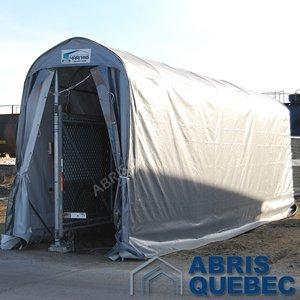 Abri pour clôture | Abris Québec