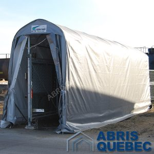 Abri pour clôture   Abris Québec